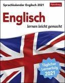Sprachkalender Englisch 2021