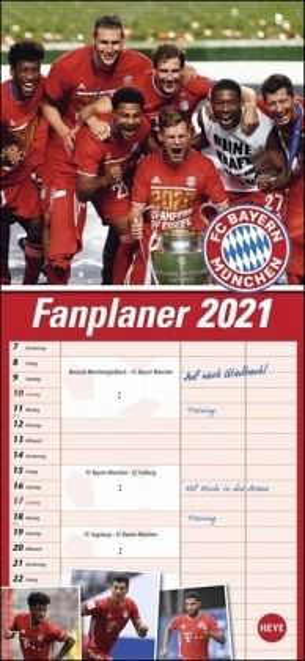 Fc Bayern 2021 16
