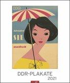 DDR-Plakate - Kalender 2021