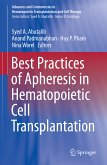 Best Practices of Apheresis in Hematopoietic Cell Transplantation (eBook, PDF)