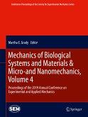 Mechanics of Biological Systems and Materials & Micro-and Nanomechanics, Volume 4 (eBook, PDF)