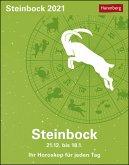 Sternzeichenkalender Steinbock 2021