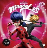 Miraculous Broschur Kalender 2021