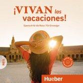 ¡Vivan las vacaciones! Neu, 1 Audio-CD