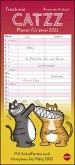 Catzz Planer für zwei - Kalender 2021