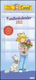 Conni Familienkalender 2021 - Wandkalender