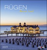 Rügen... meine Insel 2021 - Postkartenkalender