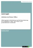 Arbeiten im Home Office (eBook, PDF)