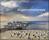 Mein Rügen & Hiddensee 2021 - Wandkalender 52 x 42,5 cm - Spiralbindung
