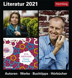 Literatur - Kalender 2021 - Enxing, Magnus; Lotz, Brigitte; Michel, Dirk