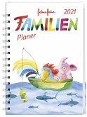 Helme Heine Familienplaner Buch A6 2021