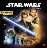 Star Wars Broschurkalender 2021