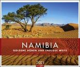 Namibia - Kalender 2021
