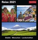 Reise. Kalender 2021