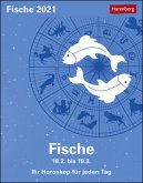 Sternzeichenkalender Fische 2021