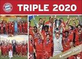FC Bayern München Triple Edition Kalender 2021