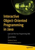 Interactive Object-Oriented Programming in Java (eBook, PDF)