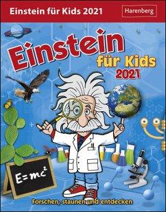 Einstein für Kids 2021 - Ahlgrimm, Achim; Rüter, Martina; Simon, Katia