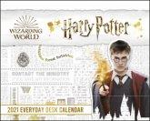 Harry Potter Tagesabreißkalender 2021