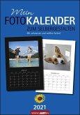 Fotokalender zum Selbergestalten 2021 33 x 23 cm