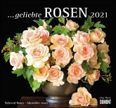 Geliebte Rosen 2021 - DUMONT Wandkalender