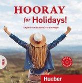 Hooray for Holidays! Neu, 1 Audio-CD