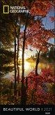 Beautiful World Vertical National Geographic Kalender 2021