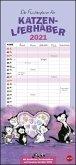 Jacob Familienplaner für Katzenliebhaber - Kalender 2021