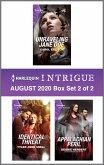 Harlequin Intrigue August 2020 - Box Set 2 of 2 (eBook, ePUB)