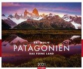 Patagonien Kalender 2021