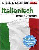 Sprachkalender Italienisch - Kalender 2021