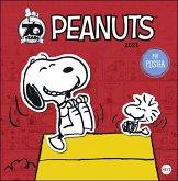 Peanuts Broschurkalender Kalender 2021