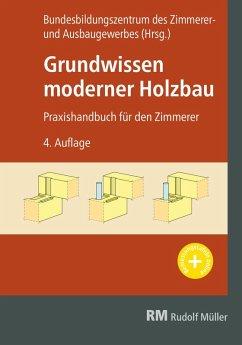 Grundwissen moderner Holzbau (eBook, PDF)