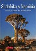Südafrika & Namibia Kalender 2021