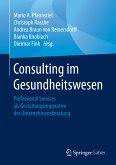 Consulting im Gesundheitswesen (eBook, PDF)