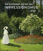 Die schönsten Gärten des Impressionismus Edition 2021