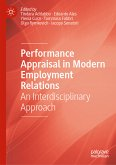 Performance Appraisal in Modern Employment Relations (eBook, PDF)