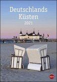 Deutschlands Küsten - Kalender 2021