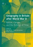 Geography in Britain after World War II (eBook, PDF)