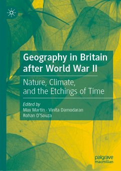 Geography in Britain after World War II (eBook, PDF)
