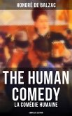 The Human Comedy - La Comédie humaine (Complete Edition) (eBook, ePUB)