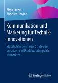 Kommunikation und Marketing für Technik-Innovationen (eBook, PDF)