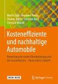 Kosteneffiziente und nachhaltige Automobile (eBook, PDF)