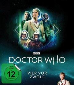 Doctor Who - Fünfter Doktor - Vier vor Zwölf - Davison,Peter/Waterhouse,Matthew/Sutton,Sarah/+