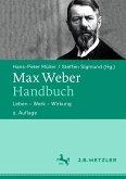 Max Weber-Handbuch