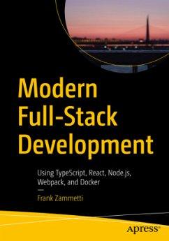 Modern Full-Stack Development - Zammetti, Frank