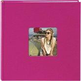 Goldbuch Living Magenta 10x15 200 Fotos Einsteckalbum 17197