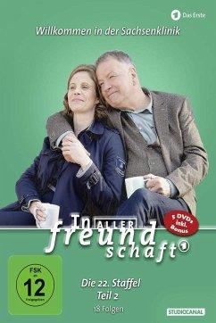 In aller Freundschaft / 22. Staffel / Teil 2 DVD-Box - Diverse