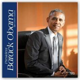 President Barack Obama 2021 - 16-Monatskalender