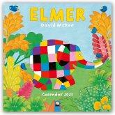 Elmer Family Organiser - Elmar Familienplaner 2021